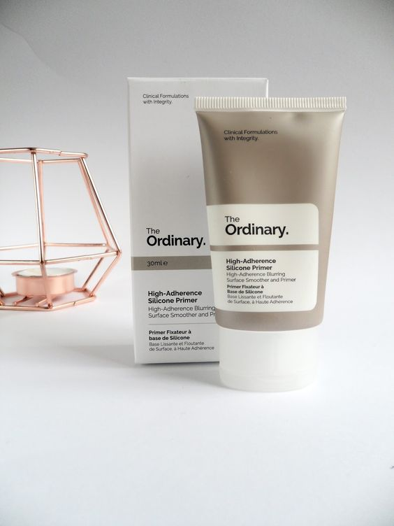 The Ordinary High-Adherence Silicone Primer Review | The European Closet