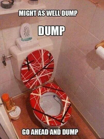 Might As Well Dump