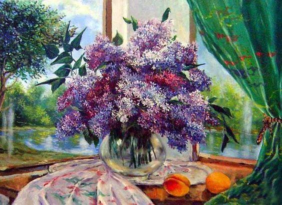 Fleurs et jardins en peinture - Page 13