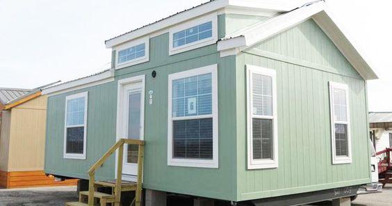Para un lugar llamado Tiny House (casa diminuta), este no parece nada diminuto por dentro.