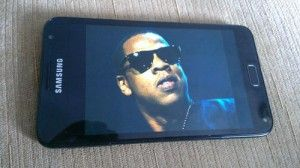 Unique Partnership Brings Jay-Z Album to Samsung Galaxy Users