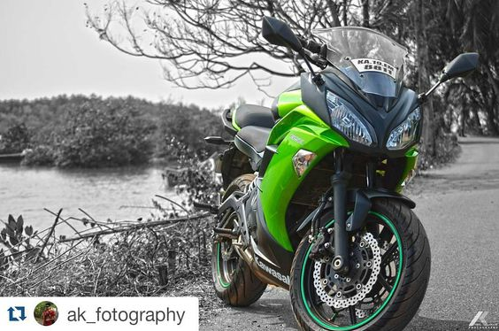 Neat photography by my younger brother.  Follow his work :D @ak_fotography  #Repost @ak_fotography with @repostapp  #ninja650
