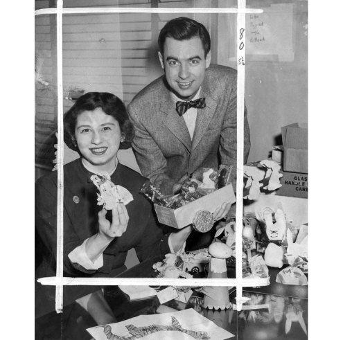 Josie Carey And Wqed S Children S Corner Fred Rogers Carey Mr Rogers