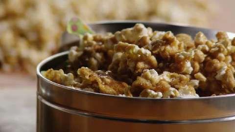 My Amish Friend's Caramel Corn http://allrecipes.com/recipe/my-amish-friends-caramel-corn/