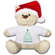 Der hessische Weihnachts-Teddy von Bembeltown Design. In vielen verschiedenen Designs und Farben erhältlich oder gestaltet einfach Euren eigenen Hessen Teddy. Jetzt bestellen und noch vor Weihnachten erhalten: BEMBELTOWN | Design and more -Stadtgeschenke aus Frankfurt- Burgfriedenstraße 17 60489 Frankfurt am Main -- ONLINE SHOP: http://www.Bembeltown.Spreadshirt.de -- Unsere Website: http://www.Bembeltown.de -- #Weihnachten #LastMinuteGeschenk #Weihnachtsgeschenk #Geschenkidee #Hessenteddy