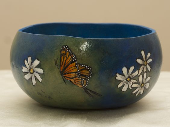 Butterflies and daisies 2013