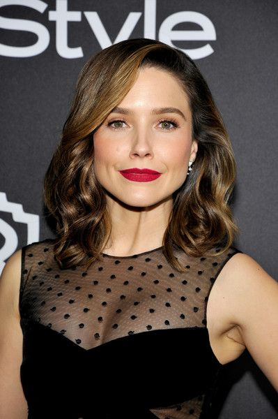 Actress Sophia Bush attends the 2017 InStyle and Warner Bros. 73rd Annual Golden Globe Awards Post-Party.