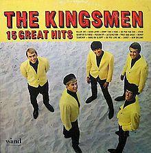 The Kingsmen -  15 Great Hits