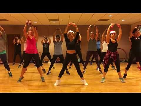 The Nutcracker Trap Remix Dance Fitness Toning Workout With