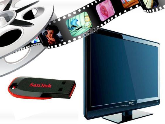 Como Passar Vídeos e Filmes no Pendrive Para Assistir na TV! (Com Detalh...