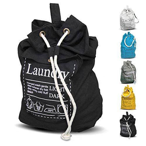 Laundry Bag Backpack Large Spacious 25 X22 Drawstring 10 Https