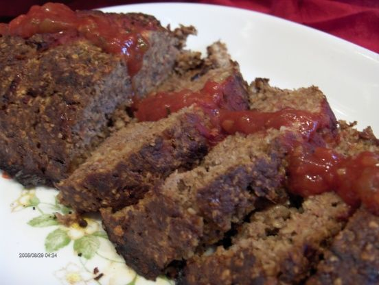 Quaker Oats Meatloaf Recipe ... meatloaf re...