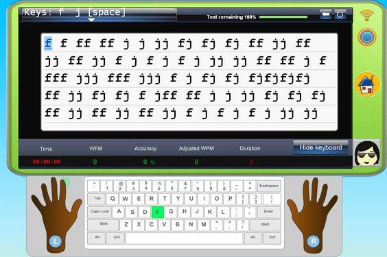 Keyboard Shot