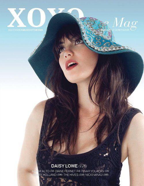 Photographer Carlos Lumiere  Stylist Kalee Hewlett  Model Daisy Lowe  Editorial XOXO The Mag #daisylowe #xoxo #magazine #fashion #photography #celebrity #model