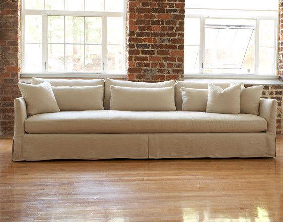 Thibaut Sofa By Verellen. Through Cabana Home Santa Barbara. | Furniture   Contemporary U0026 Modern | Pinterest | Cabana, Santa Barbara And Room