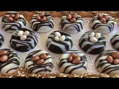 الجديد في حلوة الرخامة بثلاث مكونات فقط سهلة وسريعة Youtube Filling Recipes Desserts Chocolate