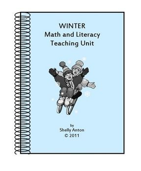 winter math literacy fun activities and worksheets for 4th 5th or 6th grade teaching. Black Bedroom Furniture Sets. Home Design Ideas