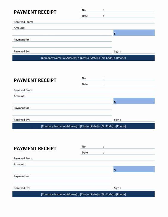 Medical receipt template u2013 Word u2013 Free Receipt Template Google - customer receipt template word