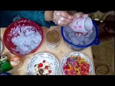 مشروع مربح جدا من البيت عجينه السيراميك يدر عليكى دخل هقولك كل اسراره مشروع مربح عمل الدبابيس Youtube Diy Desserts Food