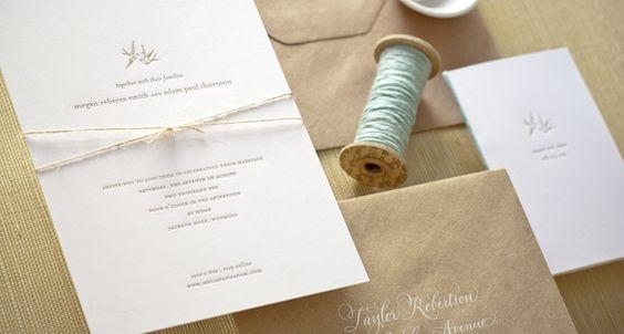 Color scheme: K S Invitations, Valentines Wedding, Sugar Paper, Paper Heart, Wedding Invitations, Kraft Paper Wedding, Inspirational Invitations, Wedding Sugar