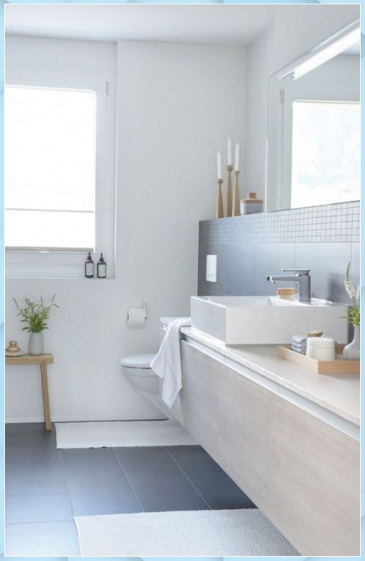 Graue Fliesen 3d Bodenbelag Wohnzimmer Fliesen Graue Hauswirtschaftsraum Ideen Diy Hauswirtschaftsraum In 2020 White Bathroom Tiles Bathrooms Remodel Grey Tiles