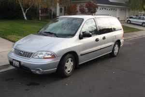 2002 Ford Windstar LX - $2999 (Folsom)
