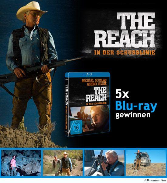 Verlosung: 5x Blu-rays zu The Reach - In der Schusslinie