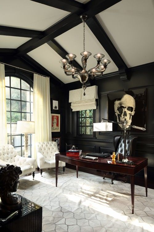 53 Really Great Home Office Ideas Photos Luxury Modern Homes Modern Home Office Home Office Design