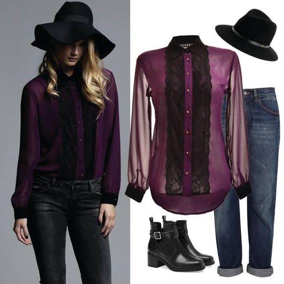 Bohemia púrpura