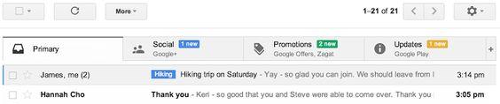 Lktato.blogspot.com: Gmail estrena nuevo Inbox
