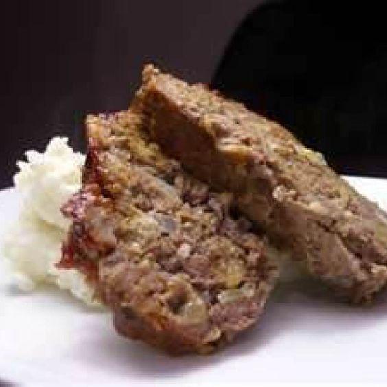 Heinz 57 Meatloaf