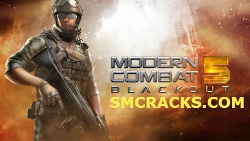 Pin On Modern Combat 5 Mod Apk Offline Data Latest 2018