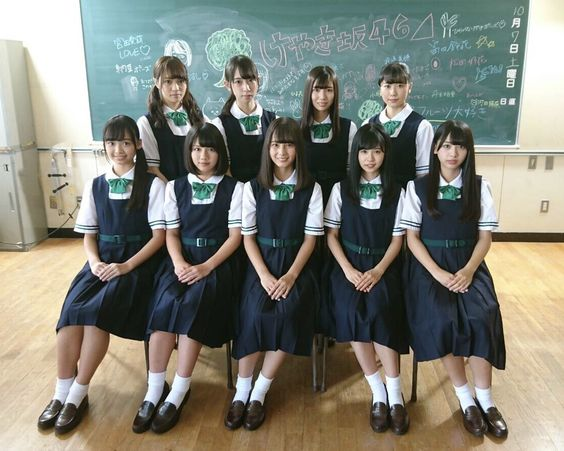 欅坂46の集合写真20