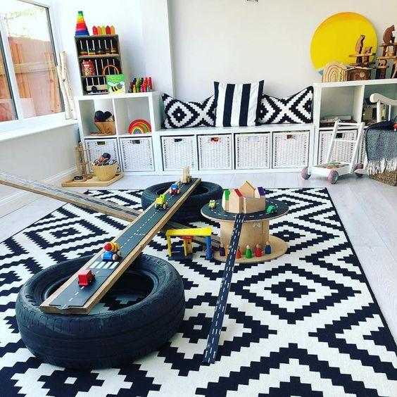 20 ιδέες που μπορούν να μετατρέψουν το σπίτι σας σε τόπο ονείρου κάθε παιδιού (Μέρος 2ο)