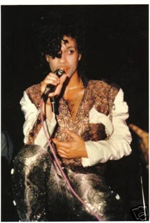 Prince...Purple Rain Era: