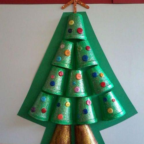 Lavoretti Di Natale Arte Per Te.11 Lavoretti Di Natale Fai Da Te Che I Bambini Adoreranno Natale Fai Da Te Bambini Natale Fai Da Te Bambini Di Natale