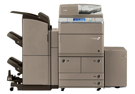 Spesifikasi Canon Imagerunner Advance 6265 Terbaru Printer Mesin Monochrome