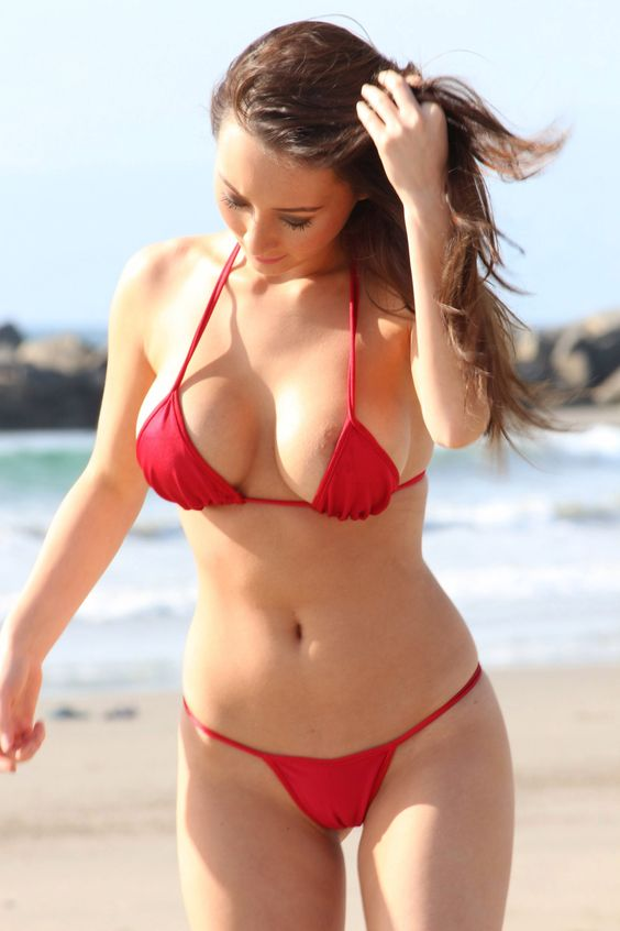 amy markham bikini