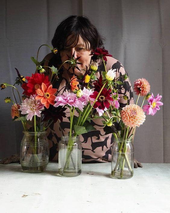 Kwiaty Z Lubnowa Kwiatyzlubnowa Zdjecia I Filmy Na Instagramie Glass Vase Decor Home Decor
