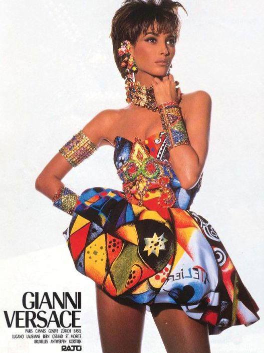 33 Years Of Versace: A Retrospective In Supermodels And Manscaping