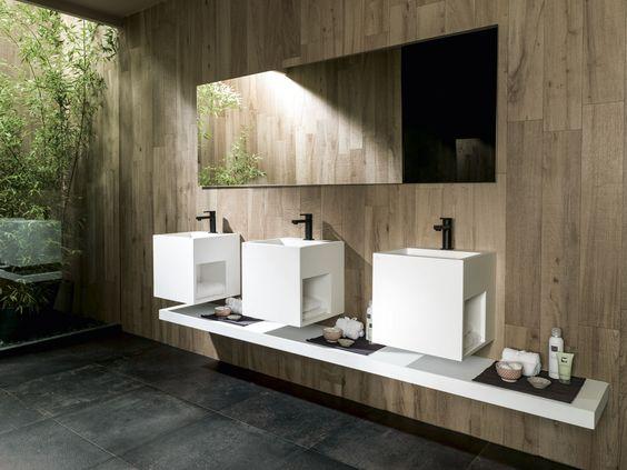 lavabos le lavabo est gnralement un des lments de la salle de bains qui attirent - Grand Lavabo Salle De Bain