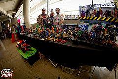 Exhibicion Comiczone 2014