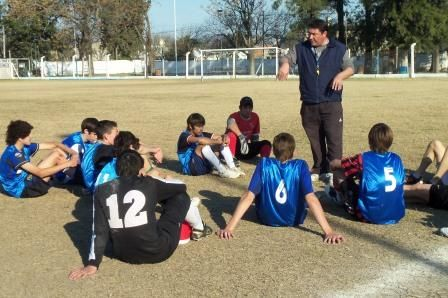 LEF | El preseleccionado Sub 17 entrenará el lunes 20 de agosto en Esperanza (Foto: Prensa LEF) | Leé la nota completa en Pilar en la Web