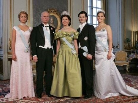 The Swedish Royal Family: