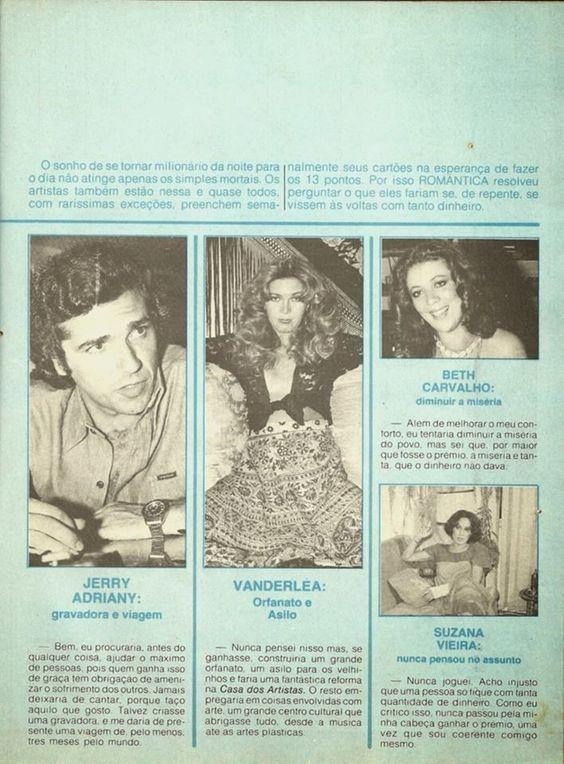 #BethCarvalho 1979