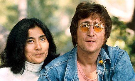 Yoko  e John