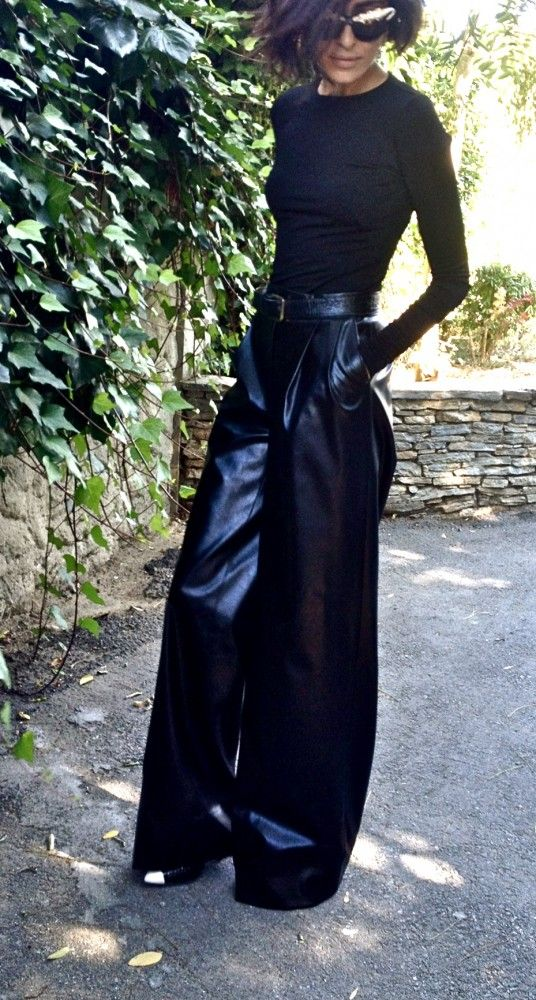 Head to, Wide leg pants and Pants on Pinterest