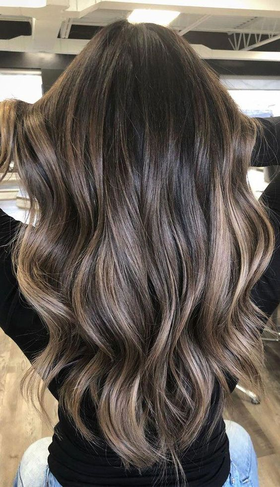 49 Beautiful Light Brown Hair Color To Try For A New Look Gorgeous Balayage Hair Color Ideas - brown Balayage Highlights,Beachy balayage hair color #balayage #blondebalayage #hairpainting #hairpainters #bronde #brondebalayage #highlights #ombrehair #hairtrend