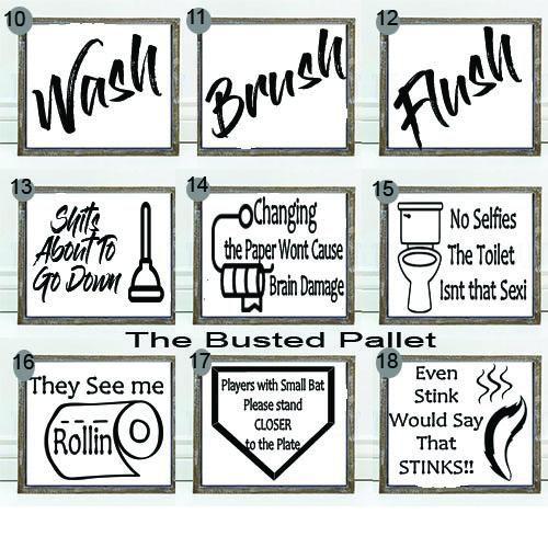 Funny Bathroom Signs Bathroom Wall Decor Kids Bathroom Bathroom Humor Toilet Sign Bathroom Signs F Funny Bathroom Signs Bathroom Signs Funny Toilet Signs