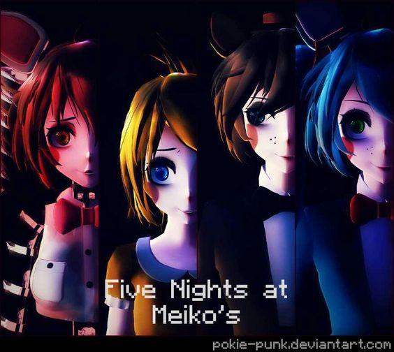 Five nights at Meiko's